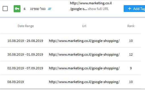 גוגל שופינג